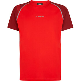 La Sportiva Motion t-shirt Heren, rood